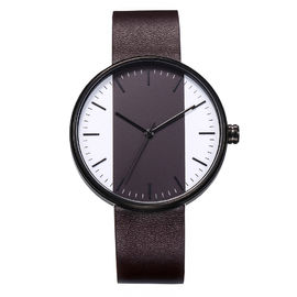 Good Quality Wooden Wrist Watch & Unisex Miyota Alloy Quartz Watch Rose Gold Wrist Watch For Men And Women on sale