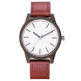 Minimalist leather watch, genuine leather bands changeable ,good quality watch with japan movement.